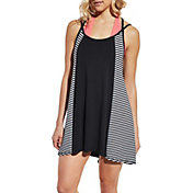 CALIA by Carrie Underwood Women's Cowl Back Cover Up