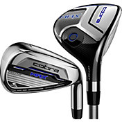 Cobra MAX Hybrid/Irons – (Graphite/Steel)