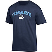 Champion Men's Maine Black Bears Navy Big Soft T-Shirt