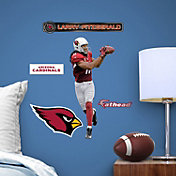 Fathead Arizona Cardinals Larry Fitzgerald Teammate Wall Graphic