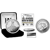 Highland Mint 2017 Stanley Cup Champions Pittsburgh Penguins Pure Silver Mint Coin