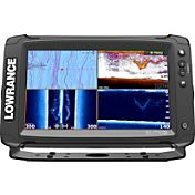 Lowrance Elite-9 Ti Fish Finder / Chartplotter Combo with TotalScan Transducer
