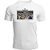 Levelwear Men's NHL Stanley Cup Champions Pittsburgh Penguins Teamwork T-Shirt