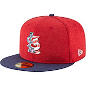 New Era Men's St. Louis Cardinals 59Fifty 2017 July 4th Authentic Hat