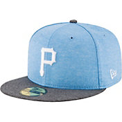 New Era Men's Pittsburgh Pirates 59Fifty 2017 Father's Day Authentic Hat