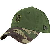 New Era Men's Detroit Tigers 9Twenty 2017 Memorial Day Camo Adjustable Hat