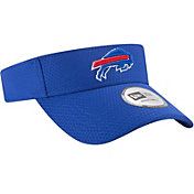 New Era Men's Buffalo Bills 2017 Training Camp Blue Adjustable Visor