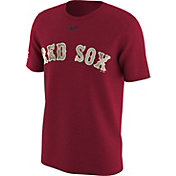 Nike Men's Boston Red Sox Memorial Day Red T-Shirt