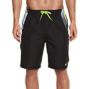 Nike Men's Liquid Haze Splice Volley Shorts
