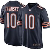 Nike Men's Home Game Jersey Chicago Bears Mitchell Trubisky #10