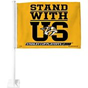 Rico Nashville Predators Slogan Car Flag