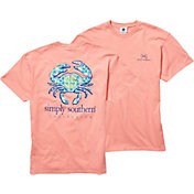 Simply Southern Women's Crab T-Shirt
