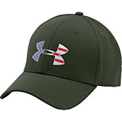 Under Armour Men's Freedom Stretch Fit Hat