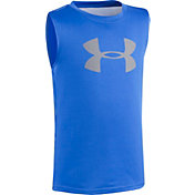 Under Armour Toddler Boys' Anatomic Printed Sleeveless Shirt