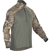 5.11 Tactical Men's Realtree Rapid Response Quarter Zip Shirt