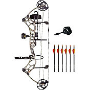 Bear Archery Threat RTH Compound Bow Package – Realtree Xtra Green