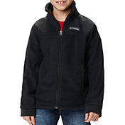 Columbia Boys' Steens Mountain Fleece Jacket