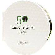 Golf Gifts & Gallery 50 Great Holes in Golf