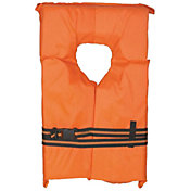 KENT Adult Type II 4 Pack Life Vests with Storage Bag
