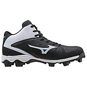 Mizuno Men's 9-Spike Advanced Franchise 8 Mid Baseball Cleats