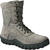 "Rocky Men's Sage Green S2V Tactical 8"" Steel Toe Work Boots"