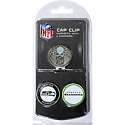 Team Golf Seattle Seahawks Two-Marker Cap Clip