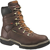 "Wolverine Men's Buccaneer 8"" Waterproof Work Boots"