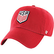'47 Men's USA Red Cleanup Adjustable Hat