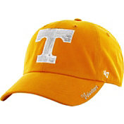 '47 Women's Tennessee Volunteers Clean Up Sparkle Tennessee Orange Adjustable Hat