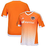 adidas Men's 2015 Houston Dynamo Primary Replica Jersey
