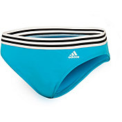 adidas Women's Classic Elastic Hipster Swimsuit Bottom
