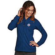 Antigua Women's Toronto Blue Jays Full-Zip Royal   Golf Jacket