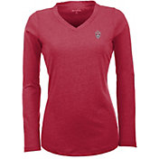 Antigua Women's Colorado Rapids Flip Red Shirt