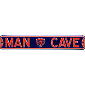 Authentic Street Signs Chicago Bears 'Man Cave' Street Sign