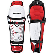 Bauer Junior Vapor X800 Ice Hockey Shin Guards