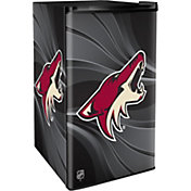 Boelter Arizona Coyotes Counter Top Height Refrigerator
