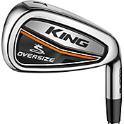 Cobra KING Oversize Irons – (Graphite)