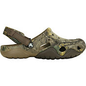 Crocs Men's Swiftwater Realtree Xtra Clogs