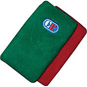 Cliff Keen Red & Green Wrestling Referee Wristbands