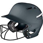DeMarini Women's Paradox Fitted Pro Fastpitch Batting Helmet w/ Mask