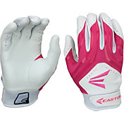 Easton Girls' HF3 Fastpitch Batting Gloves