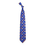 Eagles Wings Oklahoma City Thunder Silver Line Necktie