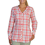 ExOfficio Women's Airhart Button Up Long Sleeve Shirt