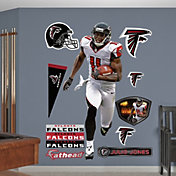 Fathead Julio Jones #11 Atlanta Falcons Real Big Wall Graphic