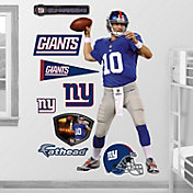 Fathead Eli Manning Wall Graphic