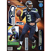 Fathead Seattle Seahawks Russell Wilson Teammate Player Wall Decal