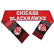 Forever Collectibles Chicago Blackhawks Reversible Scarf