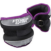 Fitness Gear 2.5 lb Comfort Ankle Weights – Pair