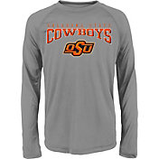 Gen2 Youth Oklahoma State Cowboys Grey Fadeout Long Sleeve Shirt