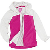 Garb Girls' Toddler Brooklyn Full-Zip Golf Jacket